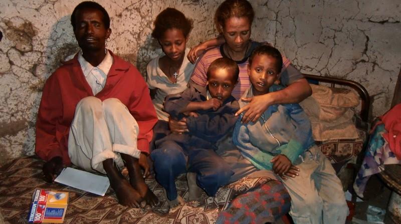 2012 Vater Yeshimebet, Yordanos, Eyayu, Mutter