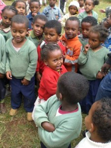 An der Fasil-Schule - 2009