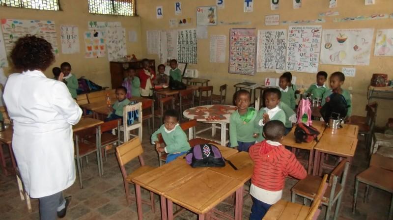 2013 Eindrücke von der Fasil Schule