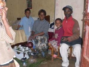 Eyob, Meseret, Duke und Kidus - 2009