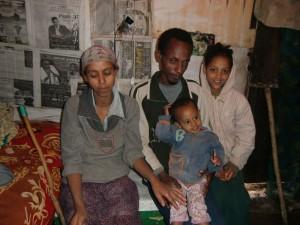 Familie Negussu