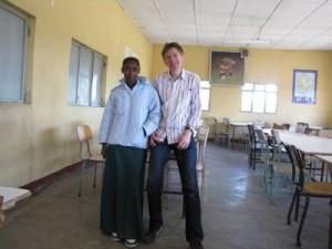 Genet in der Esperanza Schule