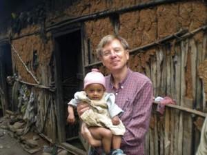 Hanna, die Tochter von Herrn Negussu - 2009
