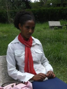 Tirunesh and der Akaki Schule - 2009