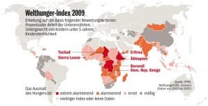 Welthungerindex-2009